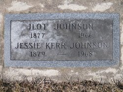 Jessie <i>Kerr</i> Johnson