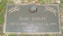 Ruby Ginley