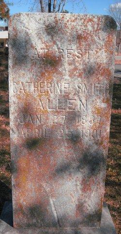 Catherine <i>Smith</i> Allen