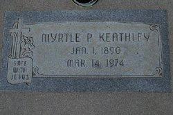 Myrtle Pearl <i>Hickman</i> Keathley