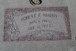 Robert Franklin Shorty Mabry
