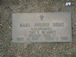 Earl Julius Berg