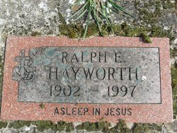 Ralph Edmond Hayworth