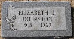 Elizabeth Jane <i>Strayer</i> Johnston
