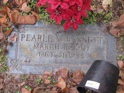 Pearle L. <i>Meriwether</i> Bassett