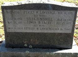 Helen H. <i>Merrill</i> Lawrence