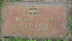 Joanne Carr