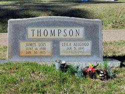 Leila <i>Allgood</i> Thompson