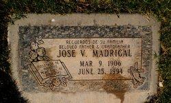 Jose V. Madrigal