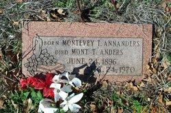 Montevey T. Mont T. Annanders