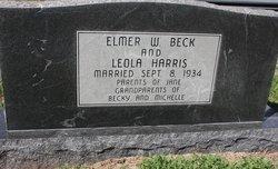 Leola <i>Harris</i> Beck