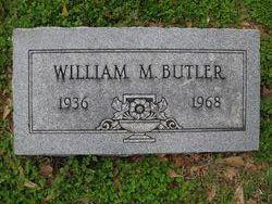 William Matthews Butler