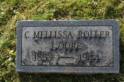 C Melissa <i>Roller</i> Moore