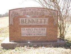 Gladys Pauline <i>Sears</i> Bennett