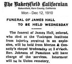 James Hall