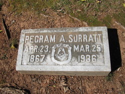Pegram A. Surratt