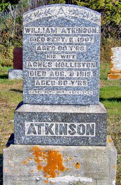 Agnes <i>Holliston</i> Atkinson