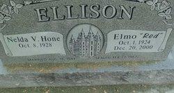 Elmo Red Ellison