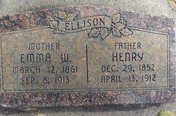 Emma <i>Watson</i> Ellison