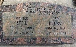 Henry Ellison, Jr