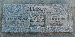 Marion <i>Douglas</i> Ellison