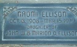 Naomi Ellison