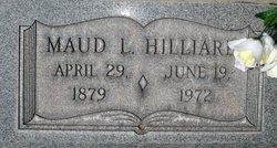 Maud Louise <i>Garver</i> Hilliard