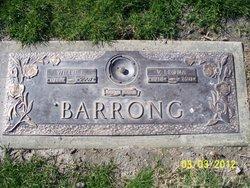 Verna Leona <i>Clark</i> Barrong