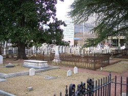 Trinity Episcopal Church  Cemetery