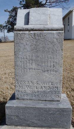 Susan S. <i>Daily</i> Landon