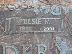 Elsie Lee <i>Medlock</i> Alexander