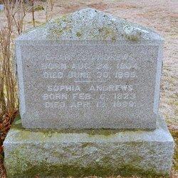 Sophia <i>Starkweather</i> Andrews