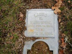 Laura E Hardwick