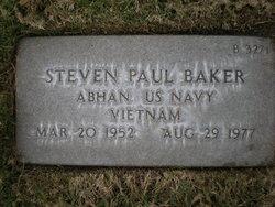 Steven Paul Baker