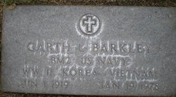 Garth L Barkley
