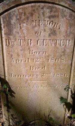 Dr Thomas Rives Center