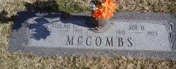 Beulah L <i>Cole</i> McCombs