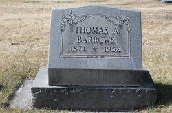 Thomas Albert Barrows