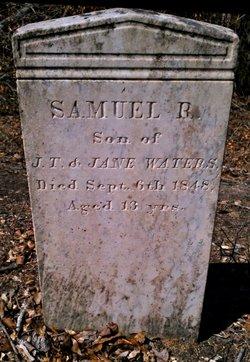 Samuel R. Waters
