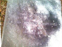 Willis B. Browning