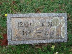 Frances Norma Fannie <i>Kirby</i> Kirt