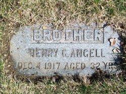 Henry G Angell, Sr