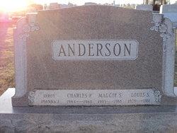 Maggie S Anderson