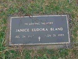 Janice Eudora <i>Reynolds</i> Bland