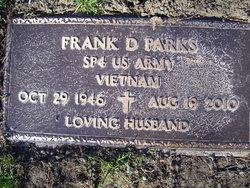 Frank Dean Parks