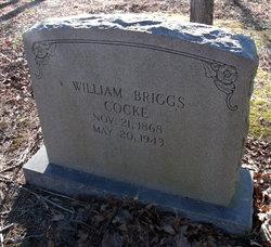 William Briggs Cocke