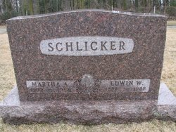 Edwin William Schlicker