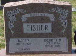 Dorothy M <i>Hagen</i> Fisher