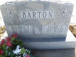 Leslie J. Barton