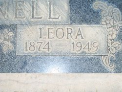 Leora <i>Barton</i> Finnell